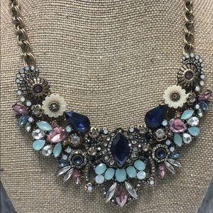 Parisian Belle Statement Necklace
